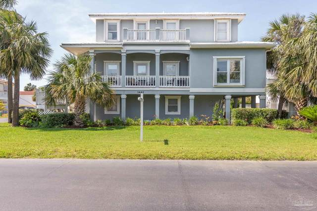 1441 Sonata Ct, Navarre, FL 32566 (MLS #590191) :: The Kathy Justice Team - Better Homes and Gardens Real Estate Main Street Properties