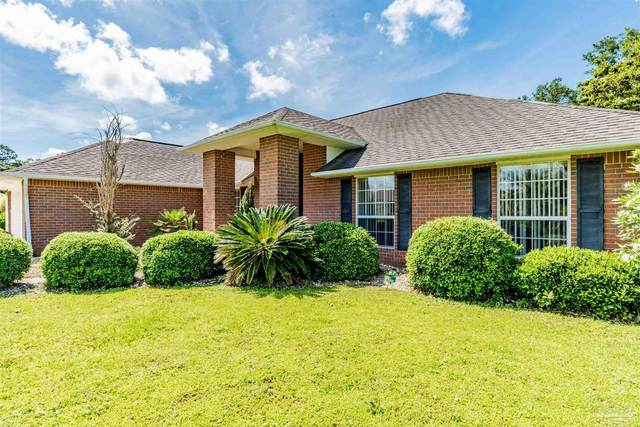 5961 Moors Oaks Dr, Milton, FL 32583 (MLS #590217) :: The Kathy Justice Team - Better Homes and Gardens Real Estate Main Street Properties