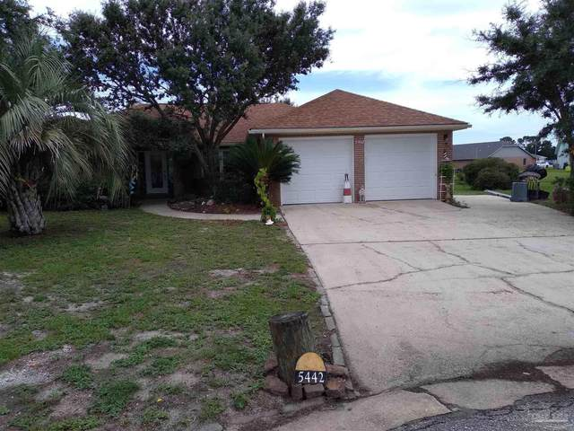 5442 Ponte Verde Cv, Pensacola, FL 32507 (MLS #590226) :: Levin Rinke Realty