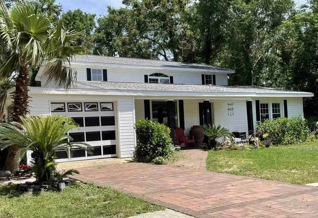 8 Cadiz St, Gulf Breeze, FL 32561 (MLS #590252) :: Connell & Company Realty, Inc.