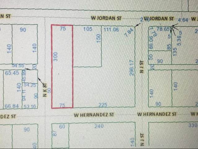 1420 W Hernandez St, Pensacola, FL 32501 (MLS #590270) :: Connell & Company Realty, Inc.