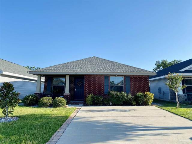 147 Cottage View Dr, Pensacola, FL 32507 (MLS #590312) :: Connell & Company Realty, Inc.