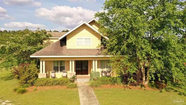 121 Saint Stephens Ct, Atmore, AL 36502 (MLS #590354) :: Coldwell Banker Coastal Realty