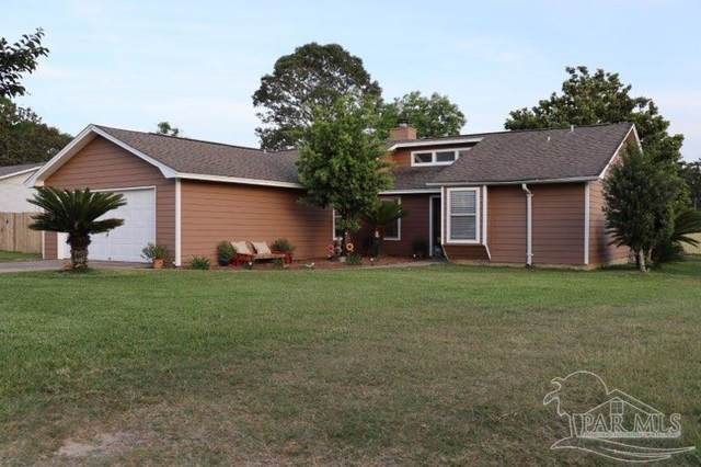 5415 Ilex Ln, Pensacola, FL 32526 (MLS #590398) :: The Kathy Justice Team - Better Homes and Gardens Real Estate Main Street Properties
