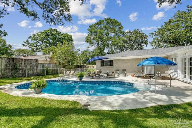201 Poinciana Dr, Gulf Breeze, FL 32561 (MLS #590453) :: The Kathy Justice Team - Better Homes and Gardens Real Estate Main Street Properties