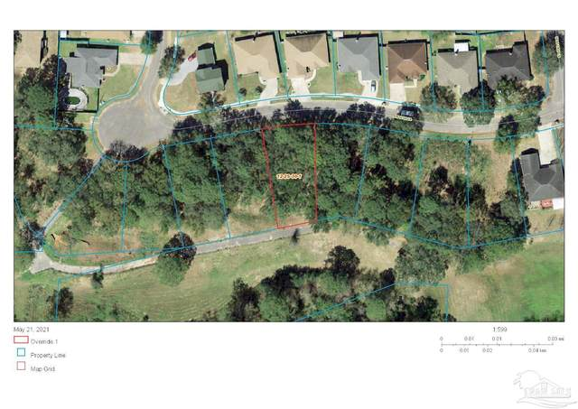 2100 Pin High Dr, Pensacola, FL 32504 (MLS #590478) :: Connell & Company Realty, Inc.