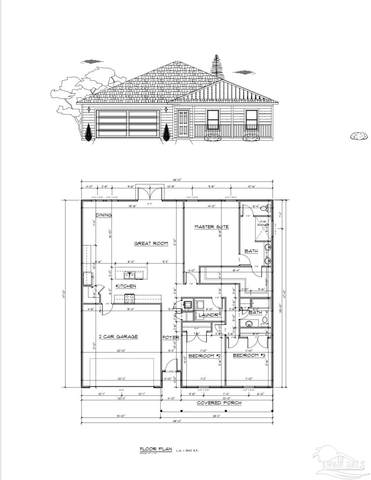0 Omaha Dr, Pensacola, FL 32507 (MLS #590502) :: Crye-Leike Gulf Coast Real Estate & Vacation Rentals