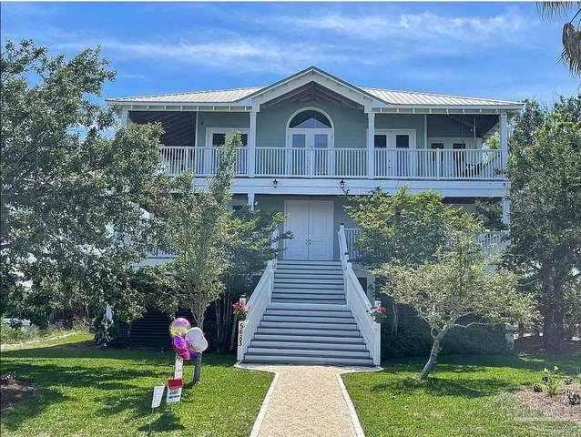 5683 Grande Lagoon Dr, Pensacola, FL 32507 (MLS #590584) :: The Kathy Justice Team - Better Homes and Gardens Real Estate Main Street Properties