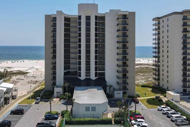 27008 Perdido Beach Blvd #705, Orange Beach, AL 36561 (MLS #590588) :: Coldwell Banker Coastal Realty