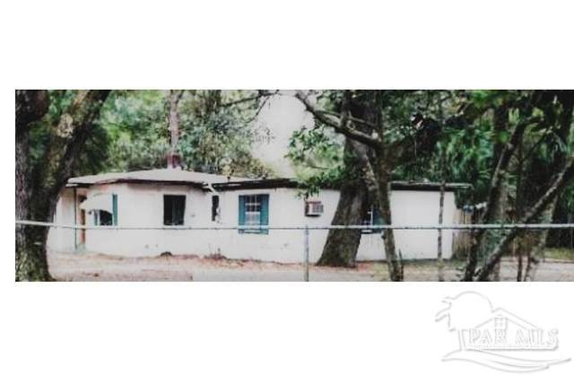 635 Edgewater Dr, Pensacola, FL 32507 (MLS #590589) :: Connell & Company Realty, Inc.