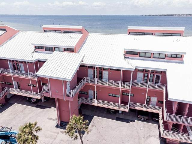 1390 Ft Pickens Rd #224, Pensacola Beach, FL 32561 (MLS #590595) :: Connell & Company Realty, Inc.