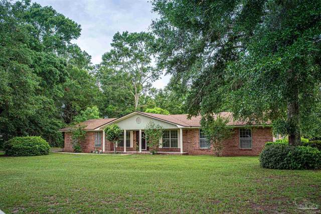 4841 Longleaf Dr, Pace, FL 32571 (MLS #590614) :: Connell & Company Realty, Inc.