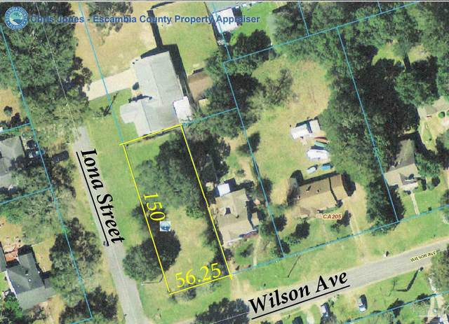 1330 Wilson Ave, Pensacola, FL 32507 (MLS #590621) :: The Kathy Justice Team - Better Homes and Gardens Real Estate Main Street Properties