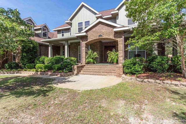 2501 Lakewood Ln, Navarre, FL 32566 (MLS #590625) :: The Kathy Justice Team - Better Homes and Gardens Real Estate Main Street Properties