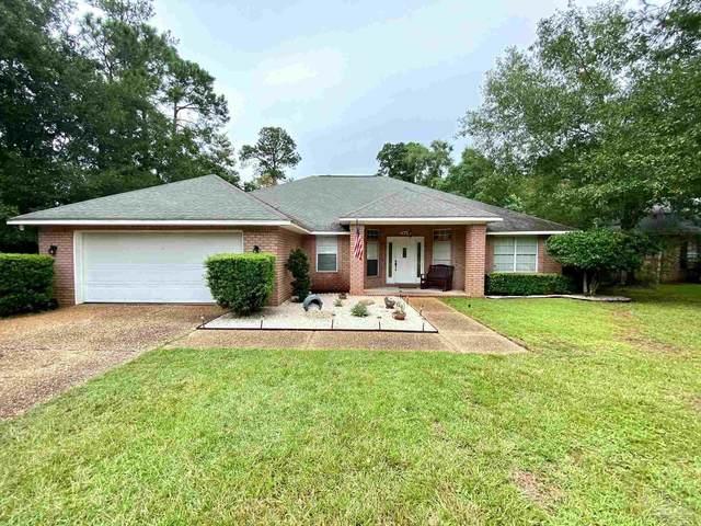4704 Henry Wilson Creek Dri, Milton, FL 32583 (MLS #590652) :: Levin Rinke Realty