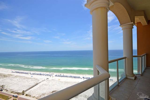 1 Portofino Dr Ph9, Pensacola Beach, FL 32561 (MLS #590707) :: Levin Rinke Realty