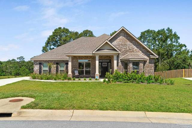 9563 Pebble Stone Dr, Pensacola, FL 32526 (MLS #590717) :: Connell & Company Realty, Inc.