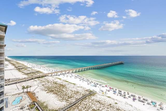 8573 Gulf Blvd #1403, Navarre Beach, FL 32566 (MLS #590722) :: Connell & Company Realty, Inc.