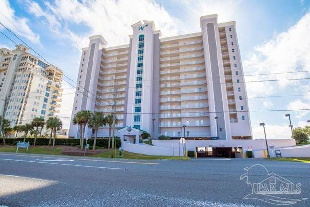 14511 Perdido Key Dr #407, Pensacola, FL 32507 (MLS #590750) :: The Kathy Justice Team - Better Homes and Gardens Real Estate Main Street Properties