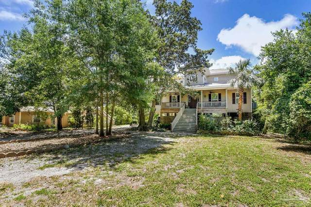 5029 Soundside Dr, Gulf Breeze, FL 32563 (MLS #590776) :: Connell & Company Realty, Inc.