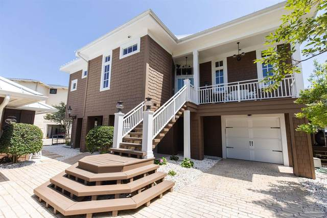 1311 Soundview Trl, Gulf Breeze, FL 32561 (MLS #590783) :: The Kathy Justice Team - Better Homes and Gardens Real Estate Main Street Properties