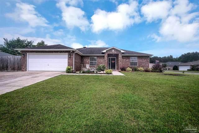 4540 Carmel Cir, Pace, FL 32571 (MLS #590808) :: Crye-Leike Gulf Coast Real Estate & Vacation Rentals
