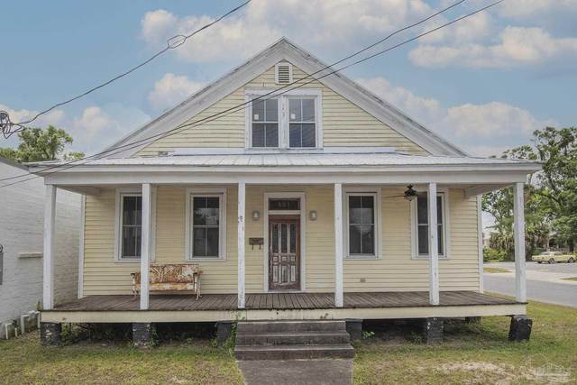 501 E Government St, Pensacola, FL 32502 (MLS #590868) :: Connell & Company Realty, Inc.