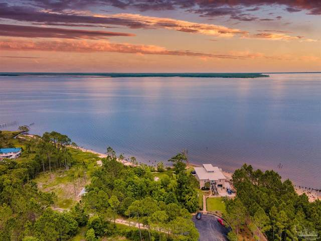 lot 39 Blackwater Bay Dr, Milton, FL 32583 (MLS #590929) :: Connell & Company Realty, Inc.