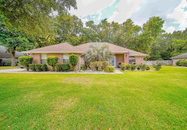 5488 Heatherton Rd, Milton, FL 32570 (MLS #590954) :: Crye-Leike Gulf Coast Real Estate & Vacation Rentals
