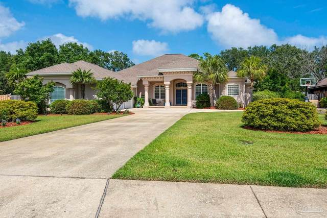 2659 Edmund Dr, Gulf Breeze, FL 32563 (MLS #591043) :: Coldwell Banker Coastal Realty
