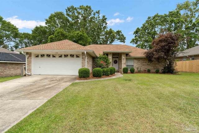 1755 Condor Dr, Cantonment, FL 32533 (MLS #591052) :: Connell & Company Realty, Inc.