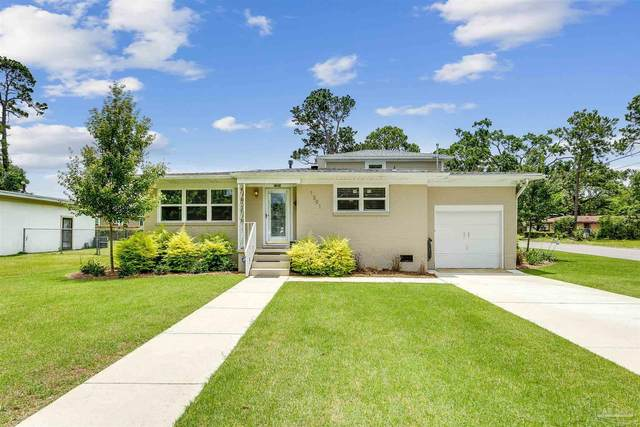1301 E Fisher St, Pensacola, FL 32503 (MLS #591060) :: The Kathy Justice Team - Better Homes and Gardens Real Estate Main Street Properties