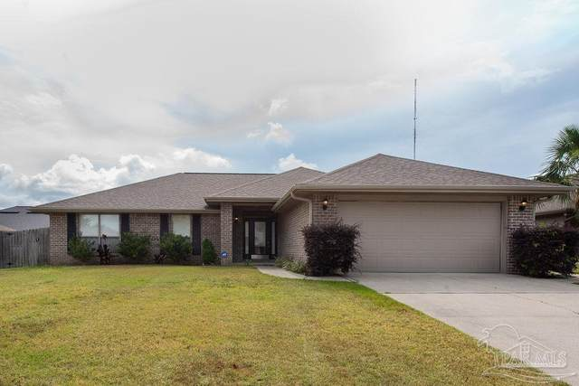 1801 Bay Pine Cir, Gulf Breeze, FL 32563 (MLS #591118) :: The Kathy Justice Team - Better Homes and Gardens Real Estate Main Street Properties