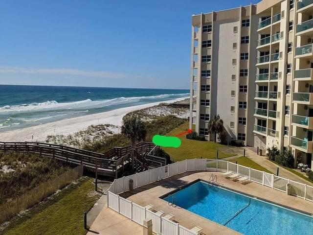 1600 Via Deluna Dr W104, Pensacola Beach, FL 32561 (MLS #591132) :: Connell & Company Realty, Inc.