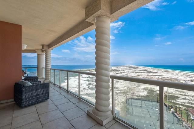 2 Portofino Dr #1404, Pensacola Beach, FL 32561 (MLS #591167) :: Levin Rinke Realty