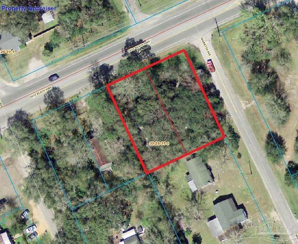 207 Marietta Ave, Pensacola, FL 32507 (MLS #591178) :: The Kathy Justice Team - Better Homes and Gardens Real Estate Main Street Properties