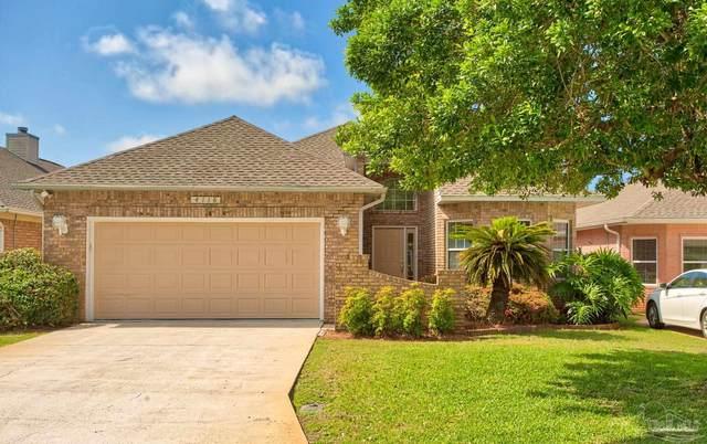 4116 Longwood Cir, Gulf Breeze, FL 32563 (MLS #591242) :: Connell & Company Realty, Inc.