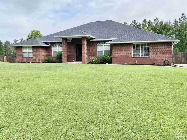 2640 Wallace Lake Rd, Pace, FL 32571 (MLS #591279) :: Connell & Company Realty, Inc.