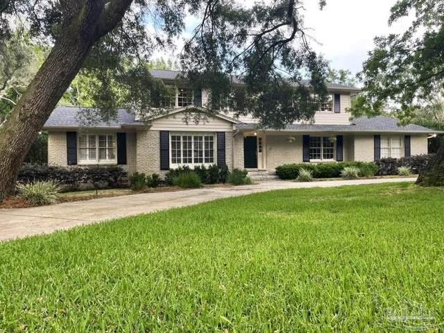 425 Kenilworth Ave, Gulf Breeze, FL 32561 (MLS #591317) :: The Kathy Justice Team - Better Homes and Gardens Real Estate Main Street Properties