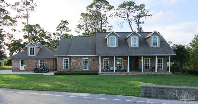 2 Star Lake Dr, Pensacola, FL 32507 (MLS #591324) :: The Kathy Justice Team - Better Homes and Gardens Real Estate Main Street Properties