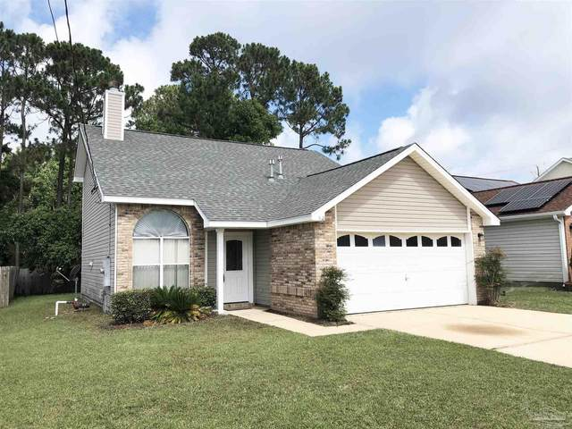 446 Bridgewater Ct, Mary Esther, FL 32569 (MLS #591350) :: Connell & Company Realty, Inc.