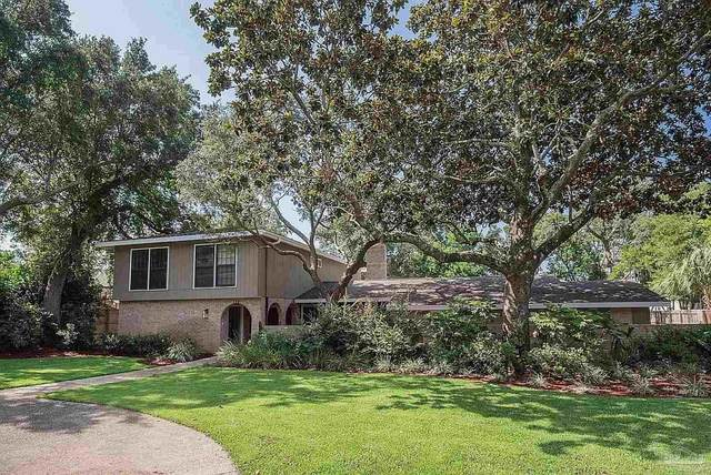311 Andrew Jackson Trl, Gulf Breeze, FL 32561 (MLS #591351) :: The Kathy Justice Team - Better Homes and Gardens Real Estate Main Street Properties