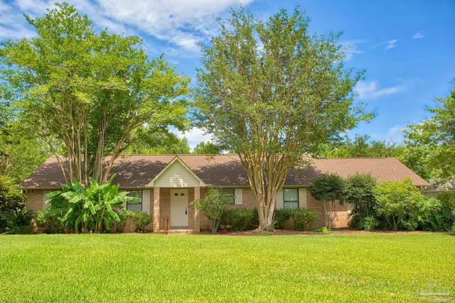 1182 Harrison Ave, Gulf Breeze, FL 32563 (MLS #591367) :: Connell & Company Realty, Inc.
