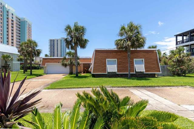 8 Sabine Dr, Pensacola Beach, FL 32561 (MLS #591374) :: Connell & Company Realty, Inc.