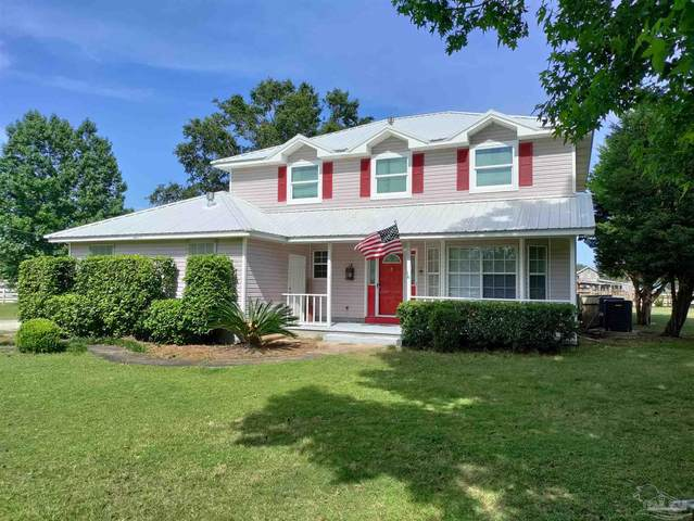 8651 Bay River Rd, Navarre, FL 32566 (MLS #591380) :: Connell & Company Realty, Inc.
