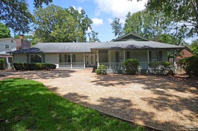 11 Sugarberry Rd, Pensacola, FL 32514 (MLS #591410) :: The Kathy Justice Team - Better Homes and Gardens Real Estate Main Street Properties