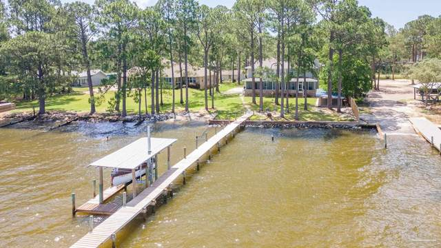 6714 East Bay Blvd, Navarre, FL 32566 (MLS #591450) :: Connell & Company Realty, Inc.