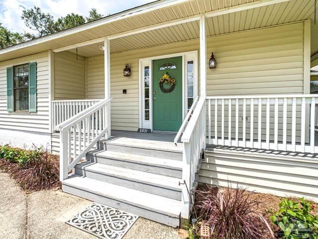 5931 Hurst Hammock Rd, Pensacola, FL 32526 (MLS #591451) :: The Kathy Justice Team - Better Homes and Gardens Real Estate Main Street Properties