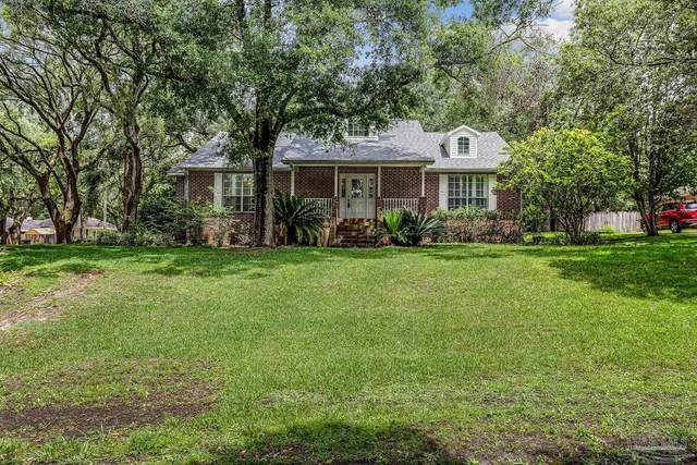 6801 Cedar Lake Dr, Pensacola, FL 32526 (MLS #591478) :: The Kathy Justice Team - Better Homes and Gardens Real Estate Main Street Properties