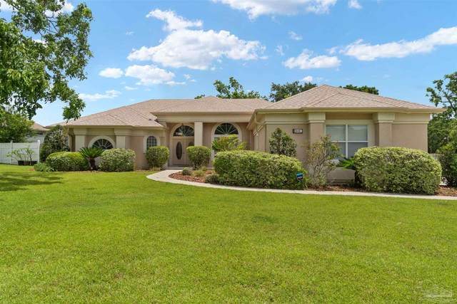 4105 Bamboo Dr, Pensacola, FL 32526 (MLS #591488) :: The Kathy Justice Team - Better Homes and Gardens Real Estate Main Street Properties